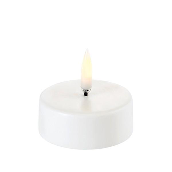 LED Teelicht 6,1 x 2,2 cm Nordic White